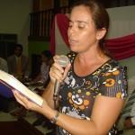 Momento do louvor-Márcia Cristina
