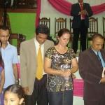 Momento da oração