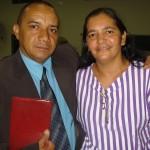 Pastor Roberval e esposa Celsa