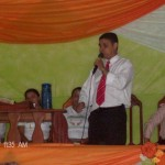 Pb Humberto dirigente da Congregação