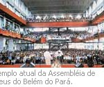 templo atual da Assembléia de Deus em Belém-PA