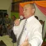 pastor Jose Martins de Abreu (ministrante da noite)