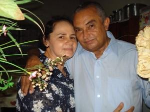 Pr. Ribamar e esposa
