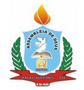 Brazão da Igreja Assembléia de Deus em Araguatins-TO