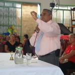 Ministrante pastor Ribamar