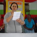 Maria do Socorro Silva dos Santos-Presidente de honra do C. de Oração