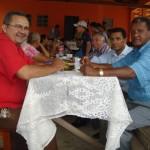 Pastores Augusto e José Rodrigues