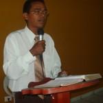 Ministração da Palavra de Deus (Miguel Taveira)