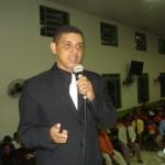 Presbítero Humberto Santana