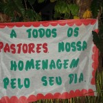 Homenagem aos pastores