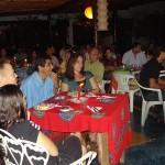 Durante o evento