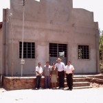 Congregação Maranata - Povoado São Domingo do Lago (em construção)