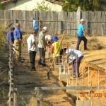 Construção do Grande Templo Central04
