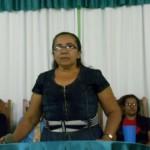 Djanira Pereira-Líder de jovens da Igreja