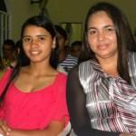 Cantora Vanelde e Missionária Cecília
