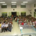 Culto no Templo Sede (2)
