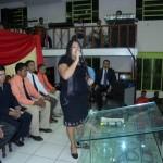 Cantora Vânia Nascimento