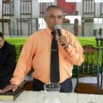 Pastor José Ribamar Carvalho dos Santos (Presidente da Igreja)