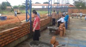 ARAGUATINS: AD promove mutirão no grande templo central