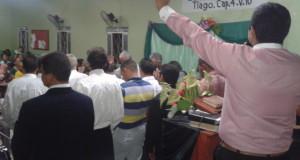 ARAGUATINS: Adolescentes da Congregação Monte Moriá comemoram 1º aniversário do grupo