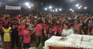 ARAGUATINS: Grupo Shalom da AD completa seu 4º aniversário