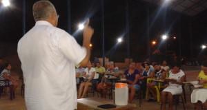 ARAGUATINS: Pastor Ribamar inicia campanha de oração em favor da construção do grande templo e eventos da AD