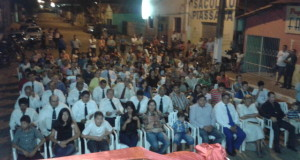 ARAGUATINS: Culto em Ação de Graças é realizado pelo empresário do comercial Mota