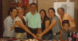 ARAGUATINS: Pr. Valmir aniversaria e recebe cumprimentos da AD