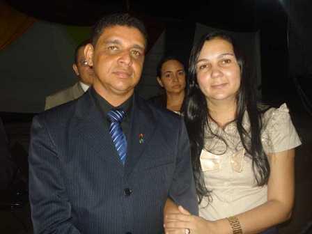 Pr. Humberto Santana e esposa