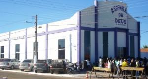 ARAGUATINS: AD Madureira realiza abertura do 21º Congresso Estadual de Mulheres da região Norte do Estado