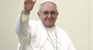 IGREJA CATÓLICA: Papa Francisco chega nesta segunda-feira ao Rio e percorre as ruas em carro aberto