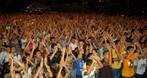 PALMAS (TO): Marcha para Jesus reúne mais de 10 mil evangélicos. Assista o vídeo.