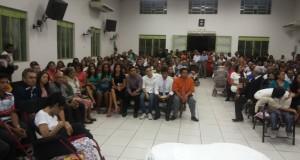 ARAGUATINS: Para este ano de 2014 AD CIADSETA lança desafio de ganhar mil pessoas para Cristo. Confira.