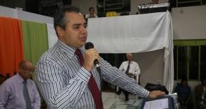 ARAGUATINS: Departamento de Adolescentes da AD conduz trabalhos na noite deste domingo; pastor Josivaldo de Araguaína foi o ministrante