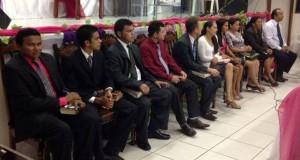 ARAGUATINS: Departamento de Mocidade por meio da UMADA realiza culto reunido