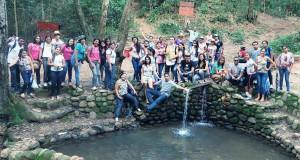CRATO/CE: Acadêmicos do IFTO Campus Araguatins visitam GeoPark Araripe no Ceará