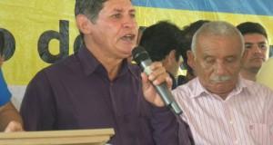 ARAGUATINS: Pastores das Igrejas Assembleias de Deus da CIADSETA foram convidados para orarem antes das cerimônias com o  Governador do Estado, Sandoval Cardoso.