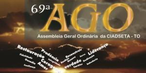 ARAGUATINS: Presidente da CIADSETA-TO realizará nos dias 3 à 6 de julho de 2014 a 69ª AGO. VEJA VÍDEO