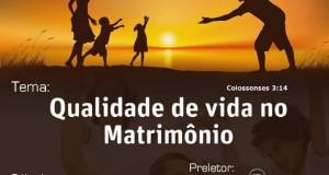 ARAGUATINS: Seminário para família, acontecerá nesse próximo final de semana na AD CIADSETA, não percam!