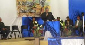 ARAGUATINS: AD CIADSETA em Vila Falcão realizou a abertura do 3º SEMEAR; pastor Paulo Martins foi o ministrante