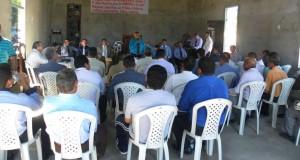 ESPERANTINA: Reunião da 4ª Área Administrativa da CIADSETA aconteceu na manhã deste sábado (14)