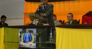 ARAGUATINS: Pastor Ribamar celebra culto em ação de graças pela realização da 69ª AGO que aconteceu neste final de semana
