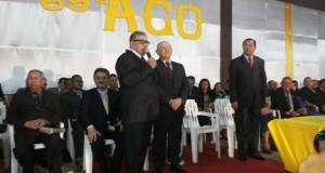 ARAGUATINS: CIADSETA-TO deu início a 69ª AGO; pastor José Wellinghton Bezerra da Costa da CGADB foi o ministrante da noite