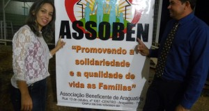 ASSOBEN promove segunda ação beneficente. Setor Vila Miranda foi agraciado