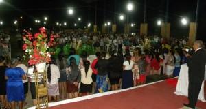 ARAGUATINS: AD CIADSETA consagra missionários para atuarem em Missão no Lar
