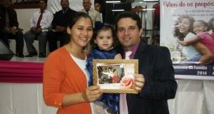 ARAGUATINS: Culto na noite desta terça-feira na AD CIADSETA foi na direção do Departamento da Família