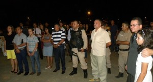 ARAGUATINS: Militares da 4ª CIPM participam de celebração religiosa e confraternização alusiva ao Dia do Soldado promovida pelo Comando da Unidade