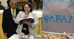 ARAGUATINS (TO): AD Araguatins realiza culto alusivo ao dia dos pais.