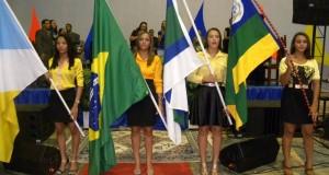 AUGUSTINÓPOLIS: Mocidade das Assembleias de Deus do Bico do Papagaio realizou o 18º Congresso. CONFIRA