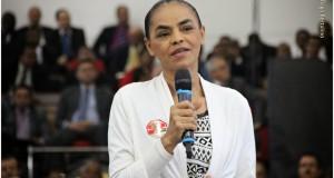 Marina Silva pregando na Assembleia de Deus (Assista)